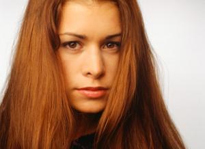الشعر-الجاف