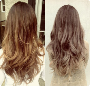 black-and-caramel-ombre-hair-color