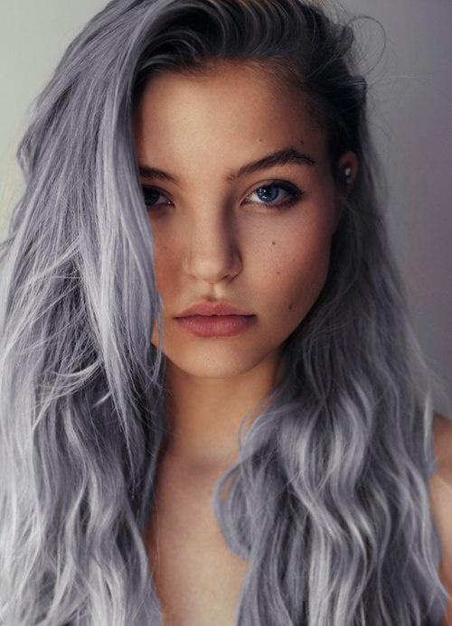 Gray-hair-model