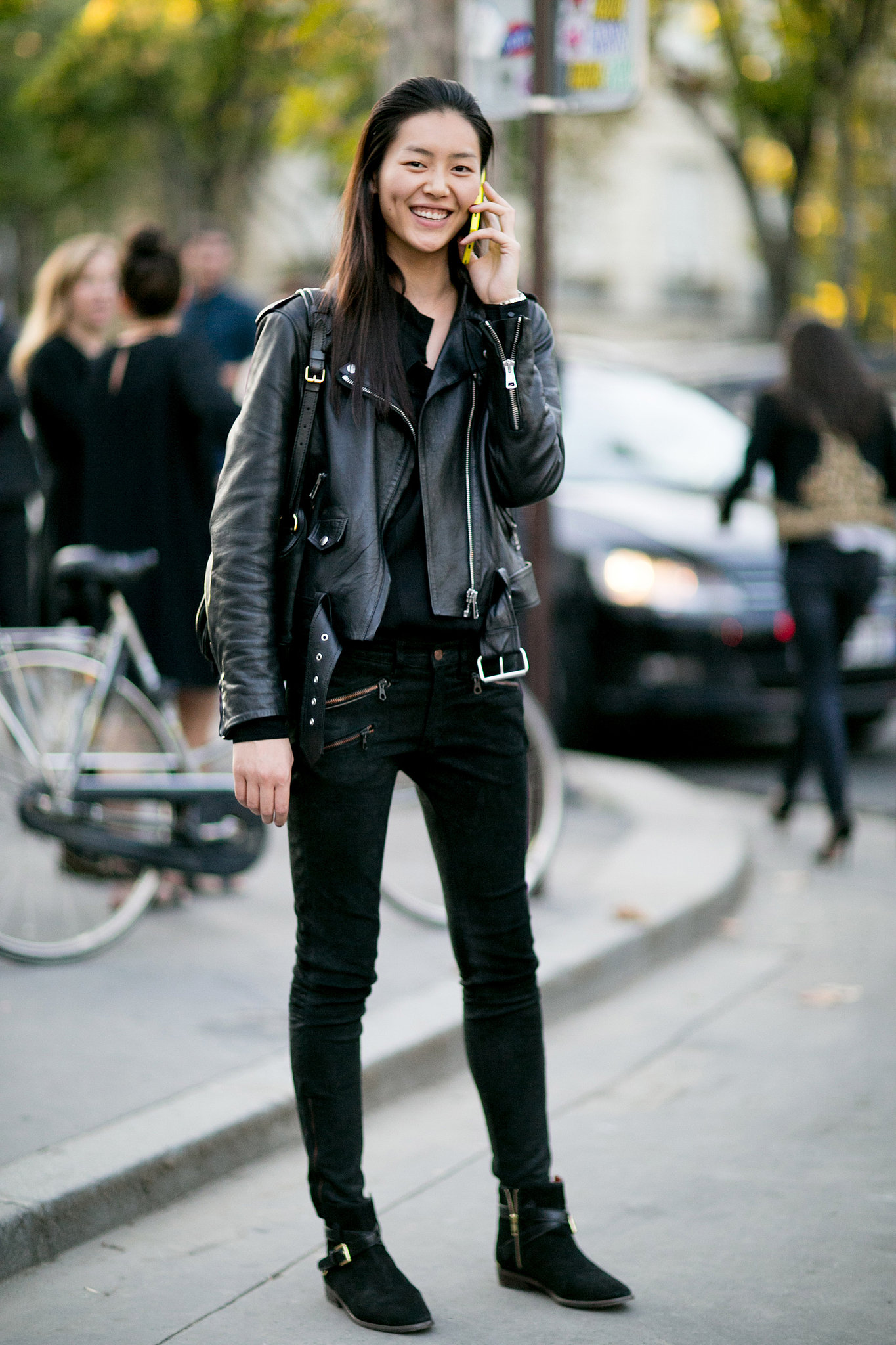 Liu-Wen-nailed-biker-chic