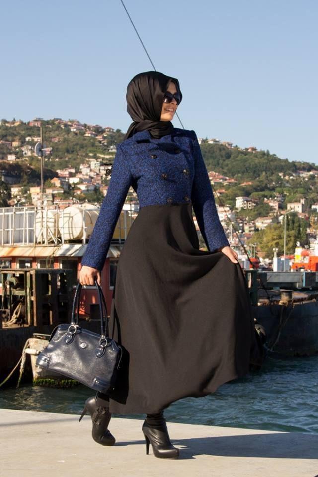Stylish-looks-with-Hijab