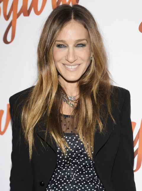 sarah-jessica-parker-balayage-hair-color