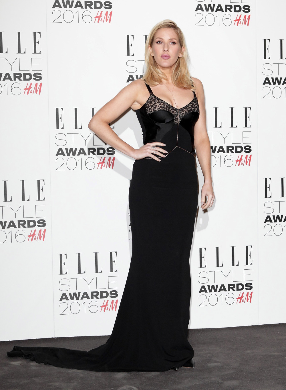 51977877 Celebrities attend The Elle Style Awards 2016 at tate britain on February 23, 2016 in London, England. Celebrities attend The Elle Style Awards 2016 at tate britain on February 23, 2016 in London, England. Pictured: Ellie Goulding FameFlynet, Inc - Beverly Hills, CA, USA - +1 (310) 505-9876 RESTRICTIONS APPLY: USA/CHINA ONLY