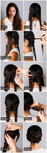 Gaya kepangan rambut