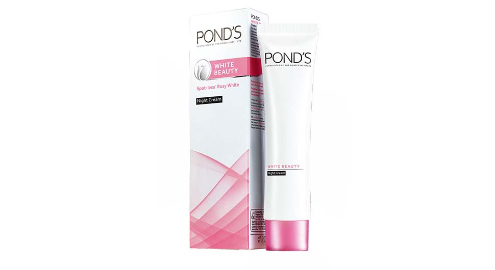 REVIEW: Ponds White Beauty Night Cream - Tampil Cantik