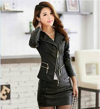 Jaket-kulit-asli-kantor-wanita-slimfit