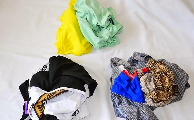 cara mencuci baju dengan mesin cuci