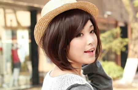 Rambut Pendek Tampil Cantik