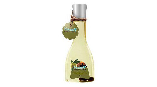 Review Herborist Minyak Zaitun Tampil Cantik