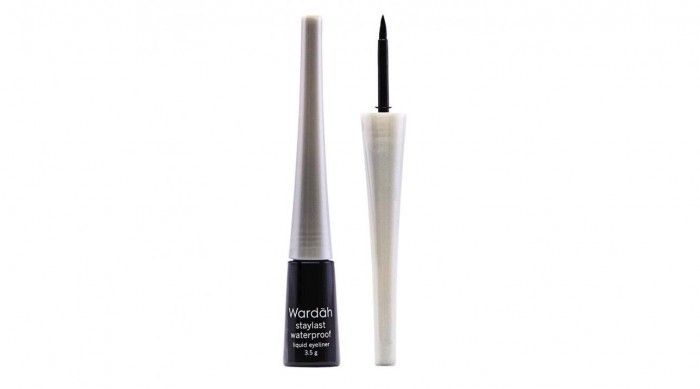 REVIEW: Wardah EyeXpert Staylast Liquid Eyeliner - Tampil