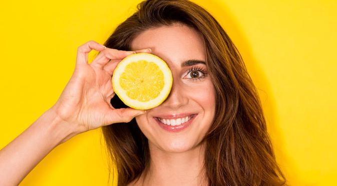 Image result for lemon untuk rambut