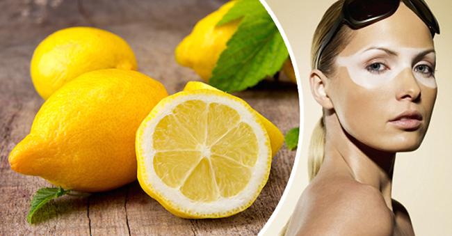 Cara Memutihkan Wajah Akibat Sinar Matahari Dengan Lemon Tampil Cantik
